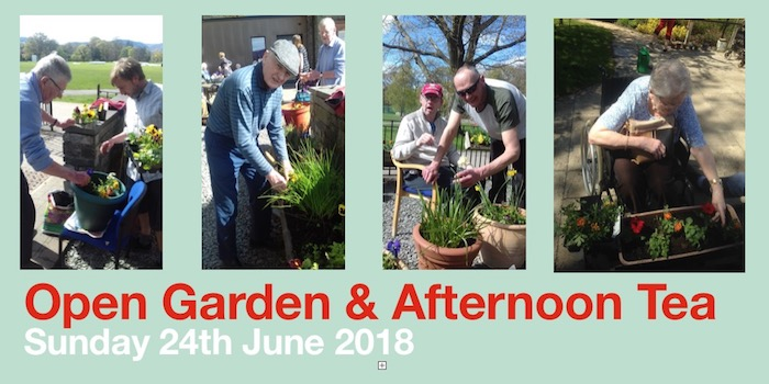 Open Garden & Afternoon Tea